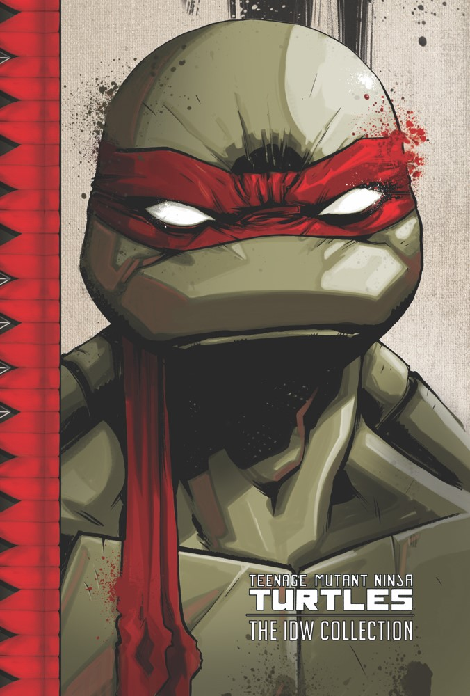 tmnt-IDWcollection-cover IDW Publishing September 2021 Solicitations