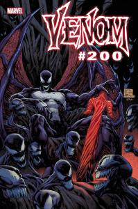 venom2018200_cover-199x300 Donny Cates and Ryan Stegman discuss 200 issues of VENOM