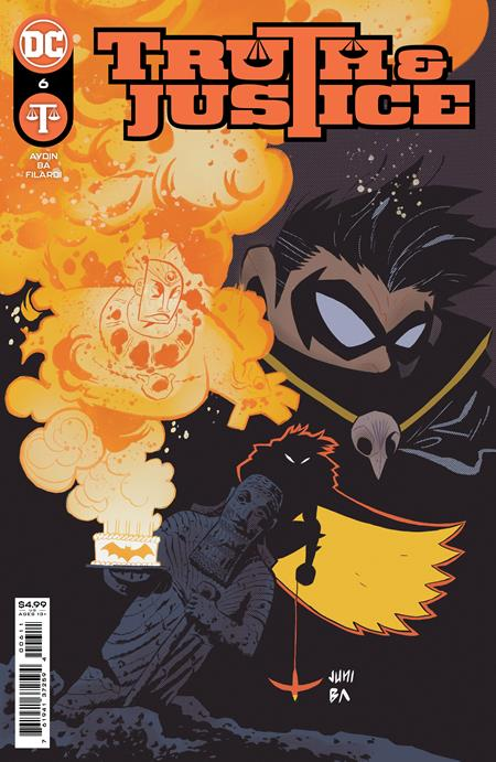 0521DC134 ComicList: DC Comics New Releases for 07/21/2021
