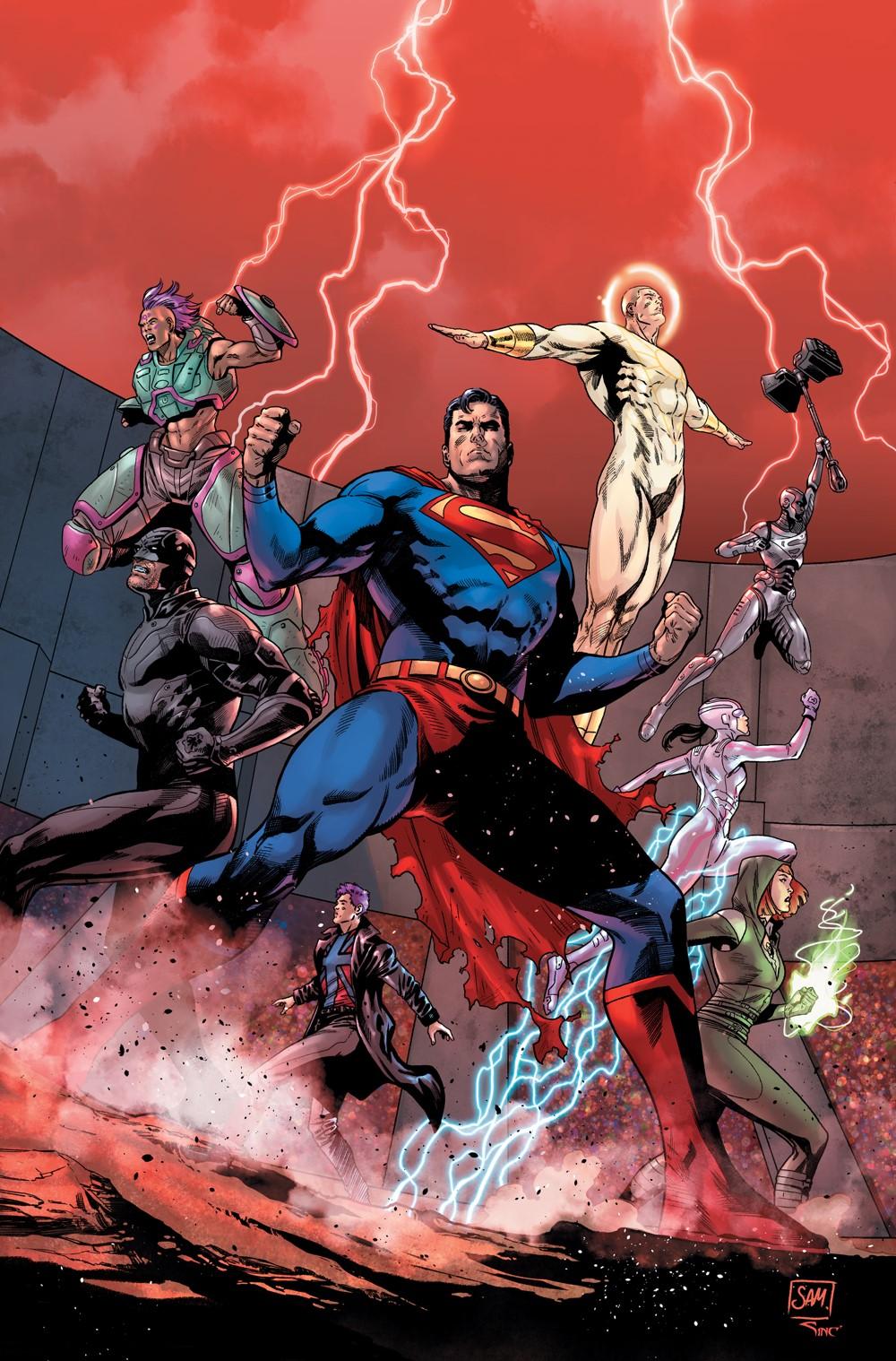AC1036_mainCVR DC Comics October 2021 Solicitations