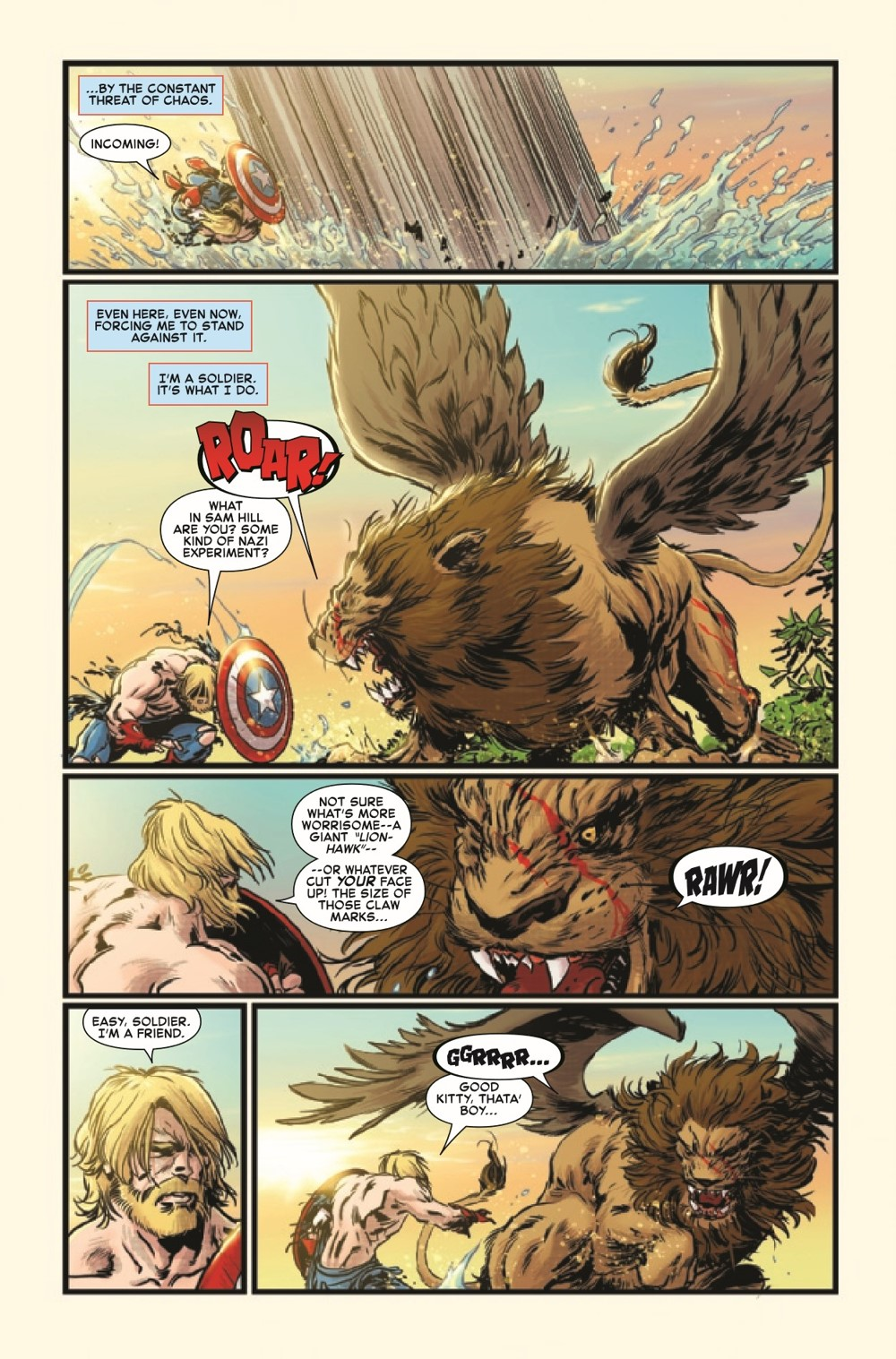 AMFAN2021001_Preview-3 ComicList Previews: AMAZING FANTASY #1 (OF 5)