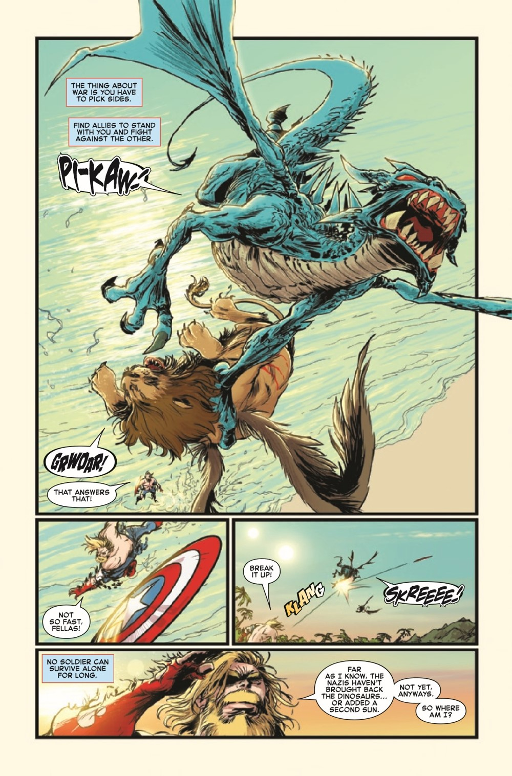 AMFAN2021001_Preview-4 ComicList Previews: AMAZING FANTASY #1 (OF 5)
