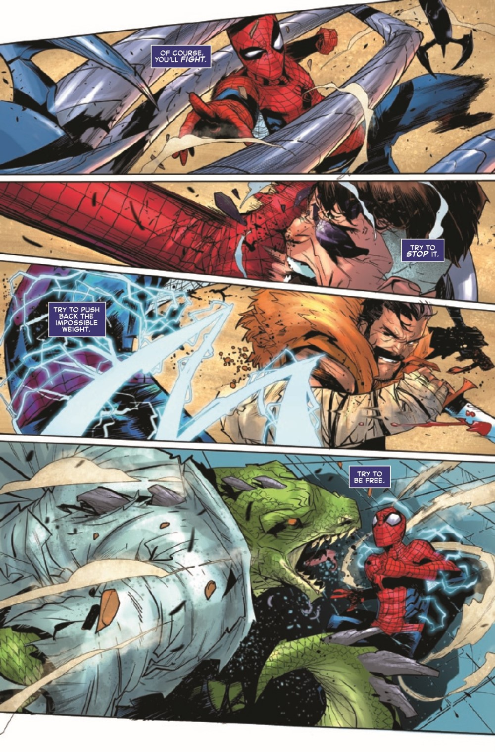 ASM2018071_Preview-4 ComicList Previews: AMAZING SPIDER-MAN #71