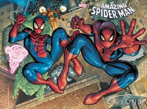 ASM2018075covCol-300x224 Marvel unleashes covers for October issues of AMAZING SPIDER-MAN