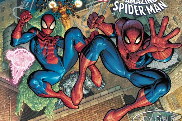 ASM2018075covCol Marvel unleashes covers for October issues of AMAZING SPIDER-MAN