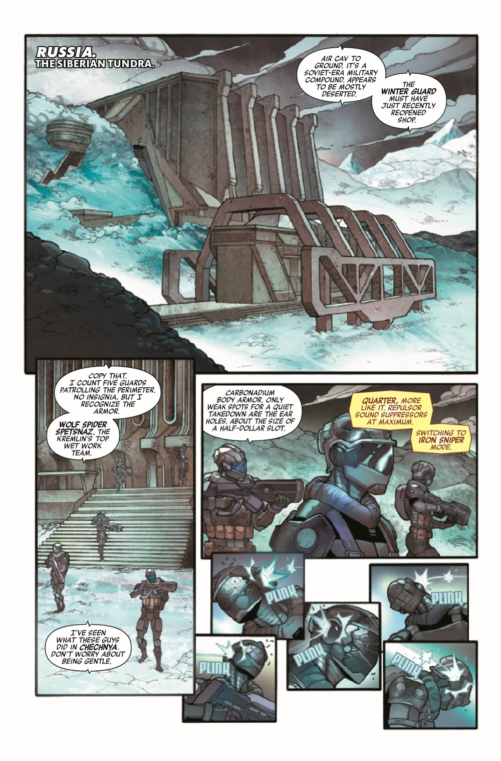 AVEN2018047_Preview-3 ComicList Previews: THE AVENGERS #47