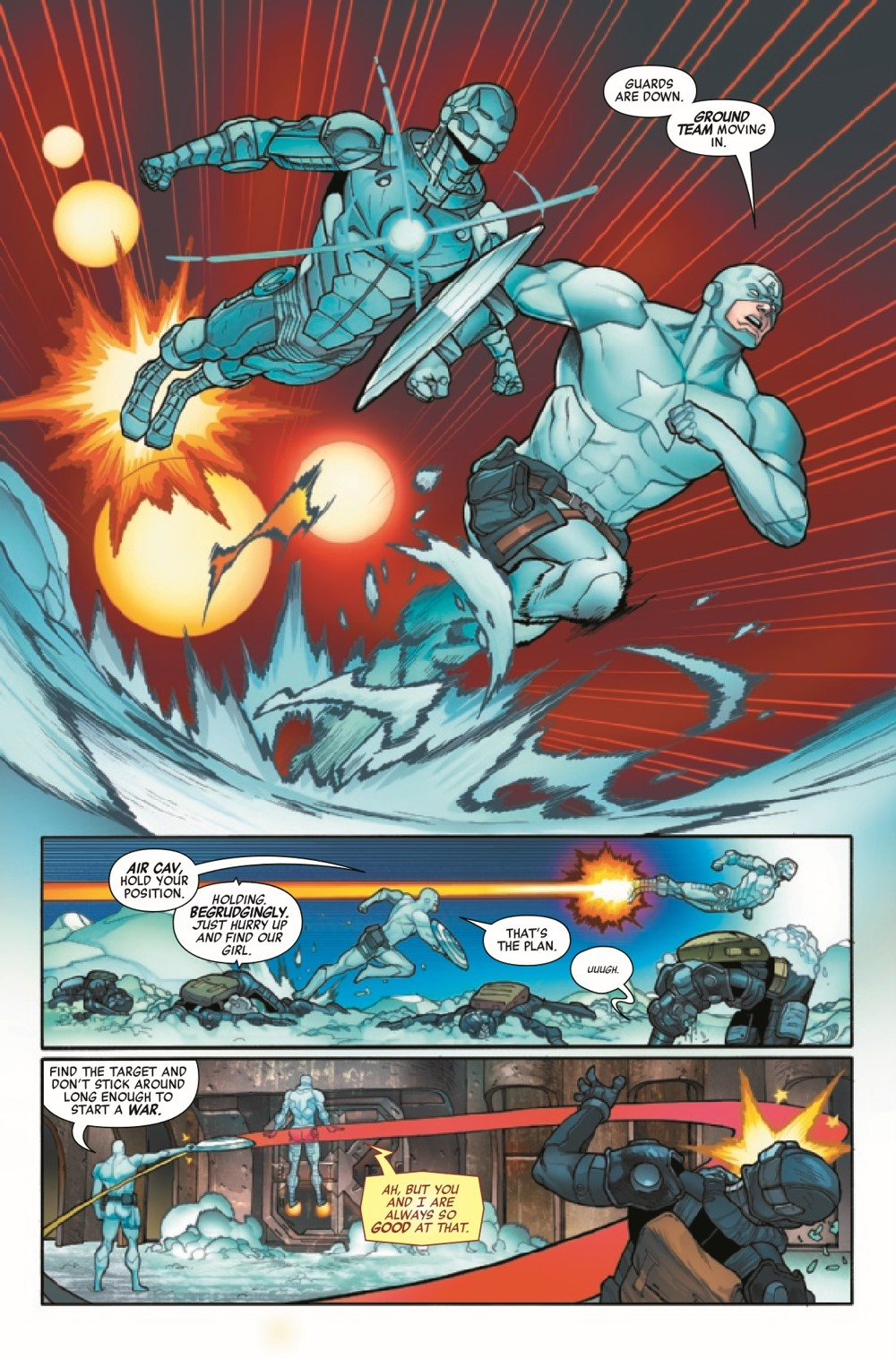 AVEN2018047_Preview-4 ComicList Previews: THE AVENGERS #47