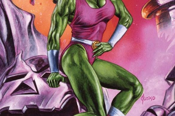 AVEN2018049_MP_VAR Joe Jusko masters the art of Marvel Masterpieces trading card illustrations