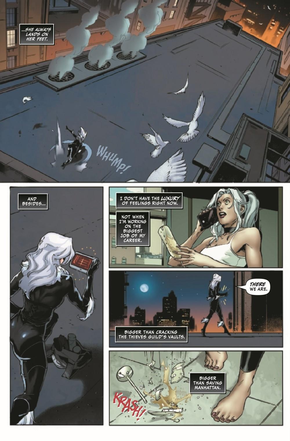BLACKCAT2020008_Preview-5 ComicList Previews: BLACK CAT #8