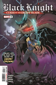 BLKKNGHTCURSE2021005_Preview-1-198x300 ComicList Previews: BLACK KNIGHT CURSE OF THE EBONY BLADE #5 (OF 5)