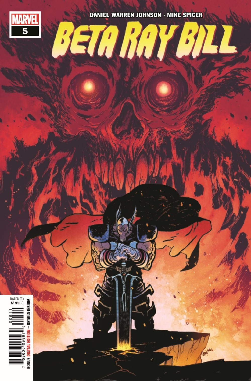BRBILL2021005_Preview-1 ComicList Previews: BETA RAY BILL #5 (OF 5)