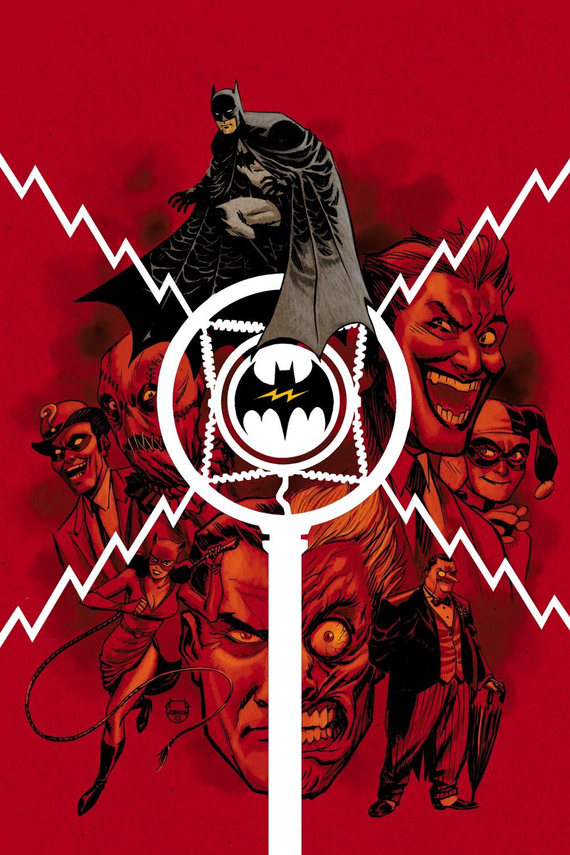Batman.Audio_.flat_ DC Comics October 2021 Solicitations