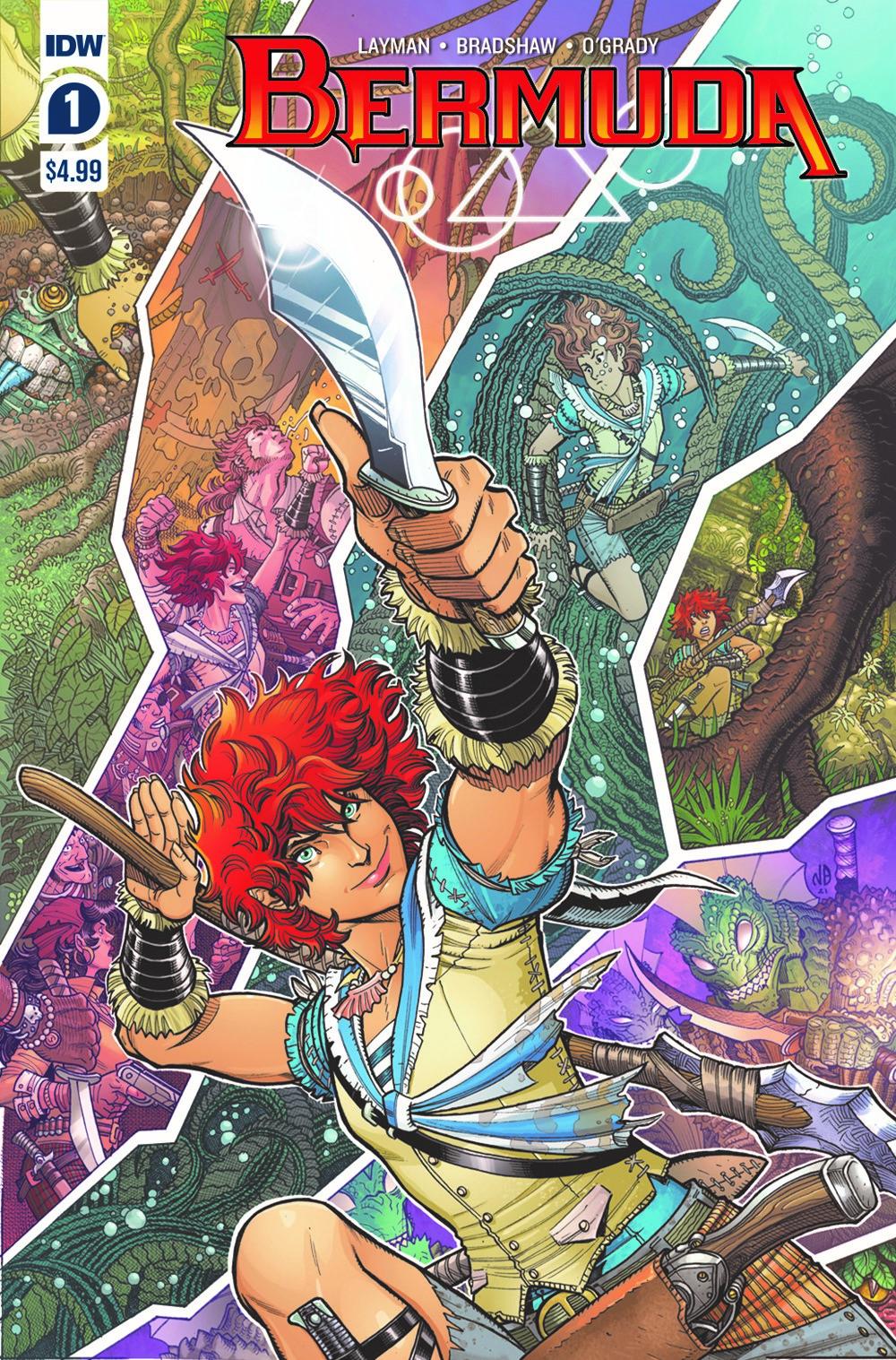 Bermuda_01_CVR ComicList Previews: BERMUDA #1 (OF 4)
