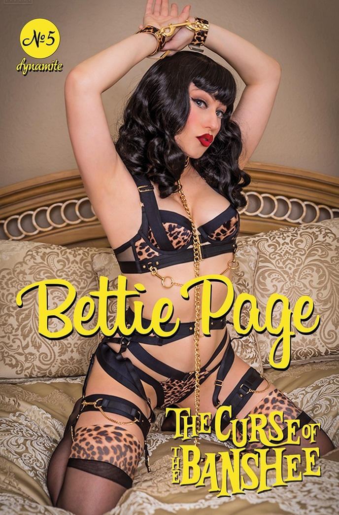 BettiePage2021-005-05041-D-Cosplay Dynamite Entertainment October 2021 Solicitations