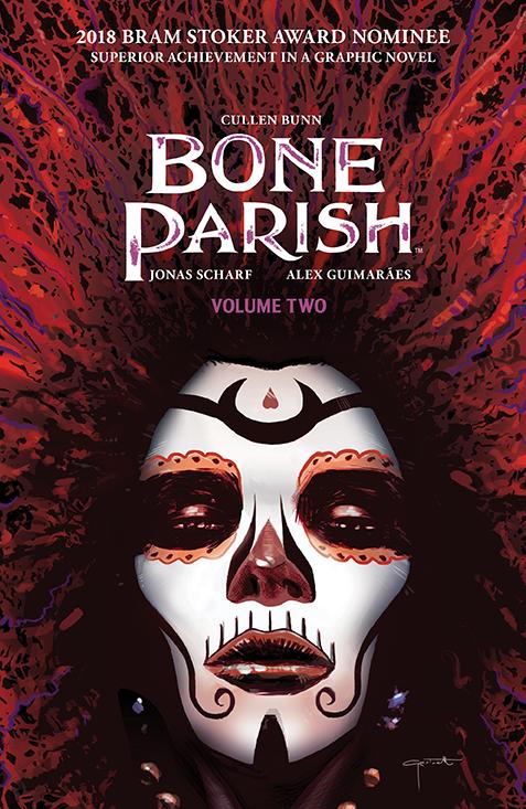 BoneParish_v2_SC_Cover_HIGH BOOM! Studios October 2021 Solicitations