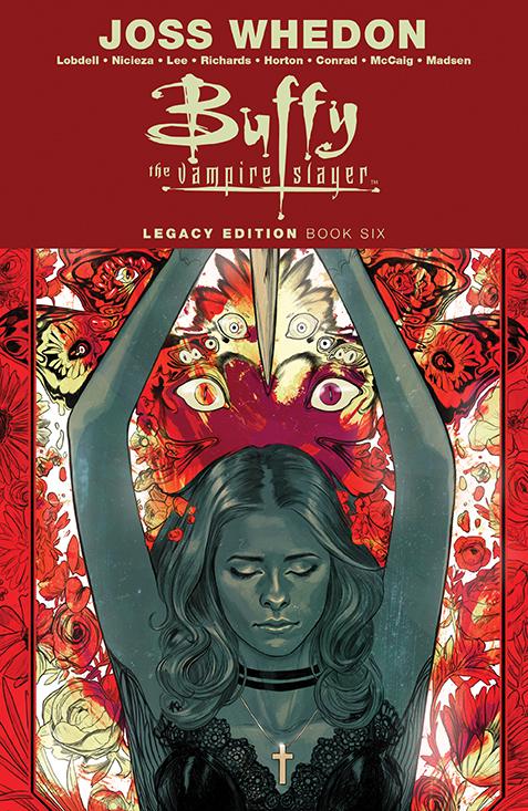 Buffy_Legacy_v6_SC_Cover_SIMON BOOM! Studios October 2021 Solicitations