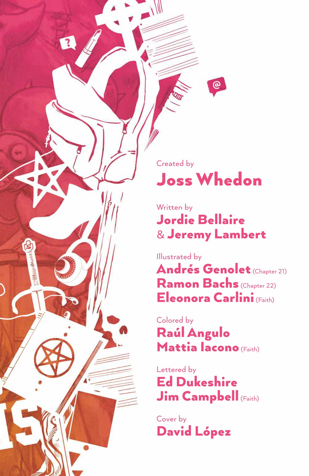 Buffy_v6_SC_PRESS_7 ComicList Previews: BUFFY THE VAMPIRE SLAYER VOLUME 6 SECRETS OF THE SLAYER TP