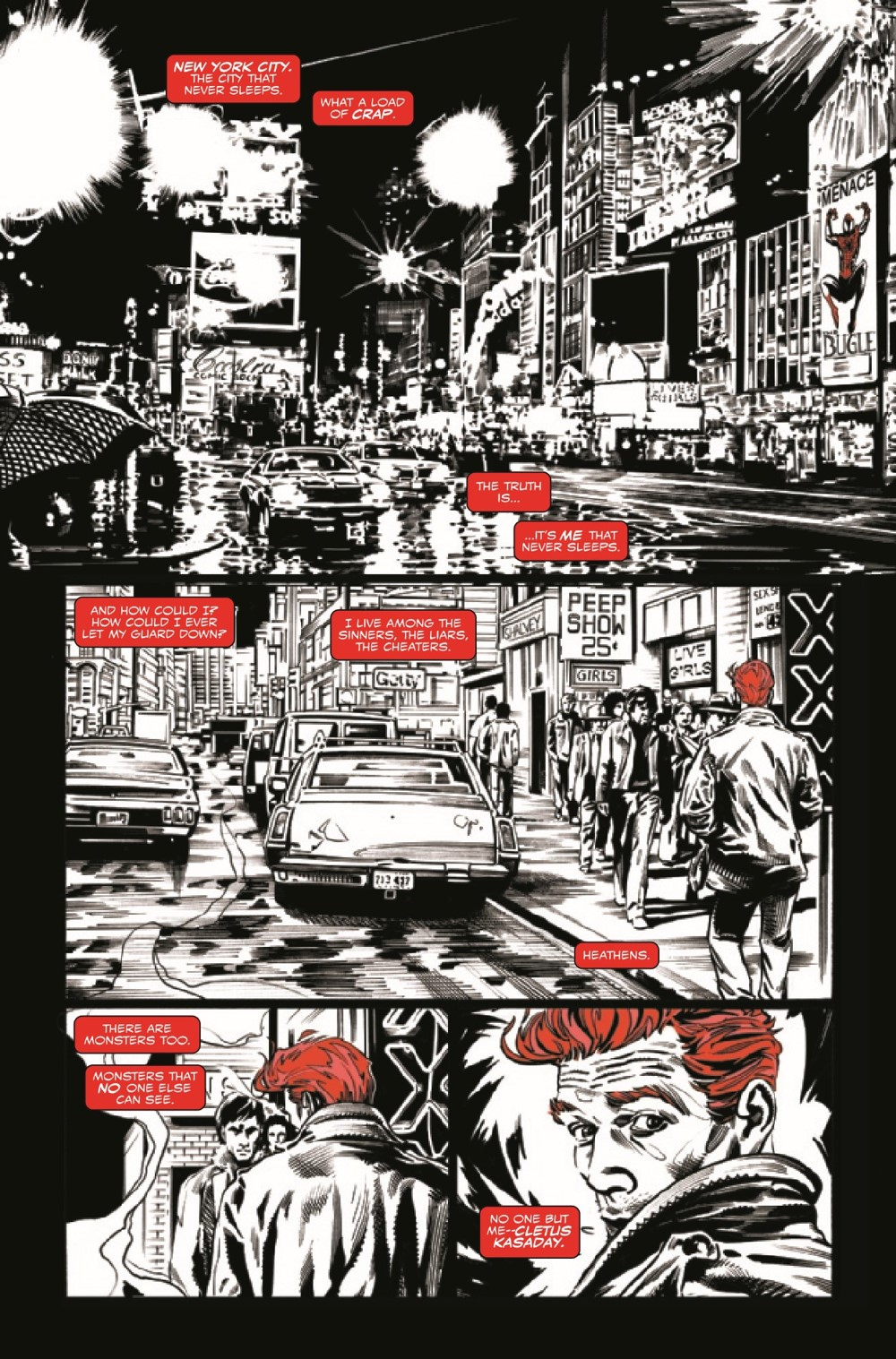 CARNBLKWHBL2021004_Preview-5 ComicList Previews: CARNAGE BLACK WHITE AND BLOOD #4 (OF 4)