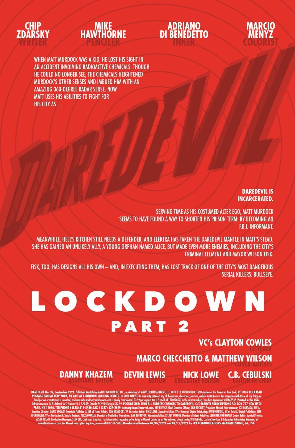 DD2019032_Preview-2 ComicList Previews: DAREDEVIL #32