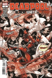 DPOOLBLKWHBL2021001_Preview-1-198x300 ComicList Previews: DEADPOOL BLACK WHITE AND BLOOD #1 (OF 4)