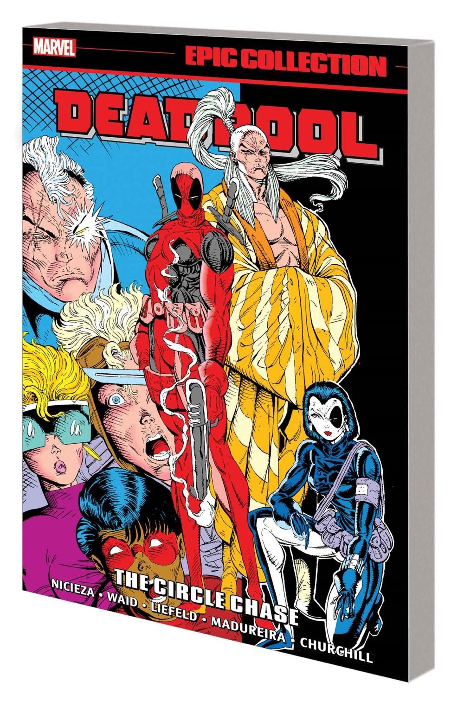 DPOOLEPICV01_TPB Marvel Comics October 2021 Solicitations