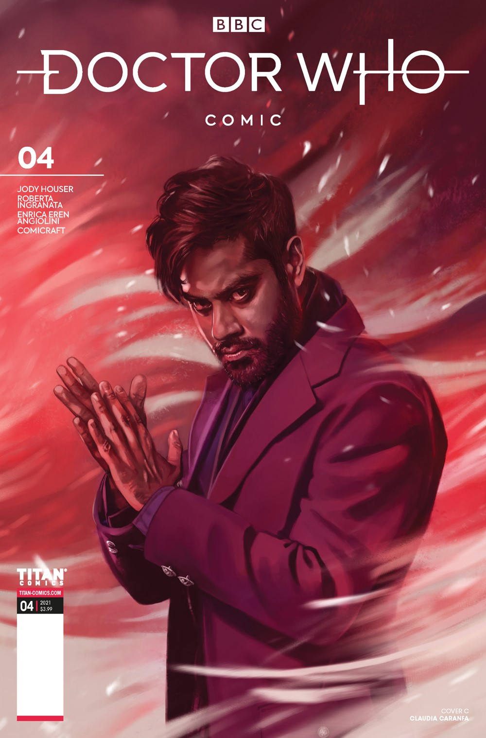 DW_Missy_4_01_COVER3 ComicList: Titan Comics New Releases for 07/28/2021