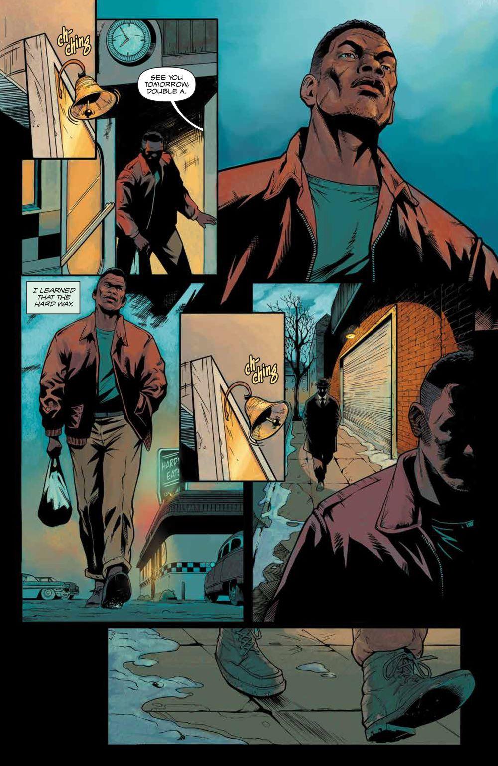DarkBlood_001_PRESS_4 ComicList Previews: DARK BLOOD #1 (OF 6)