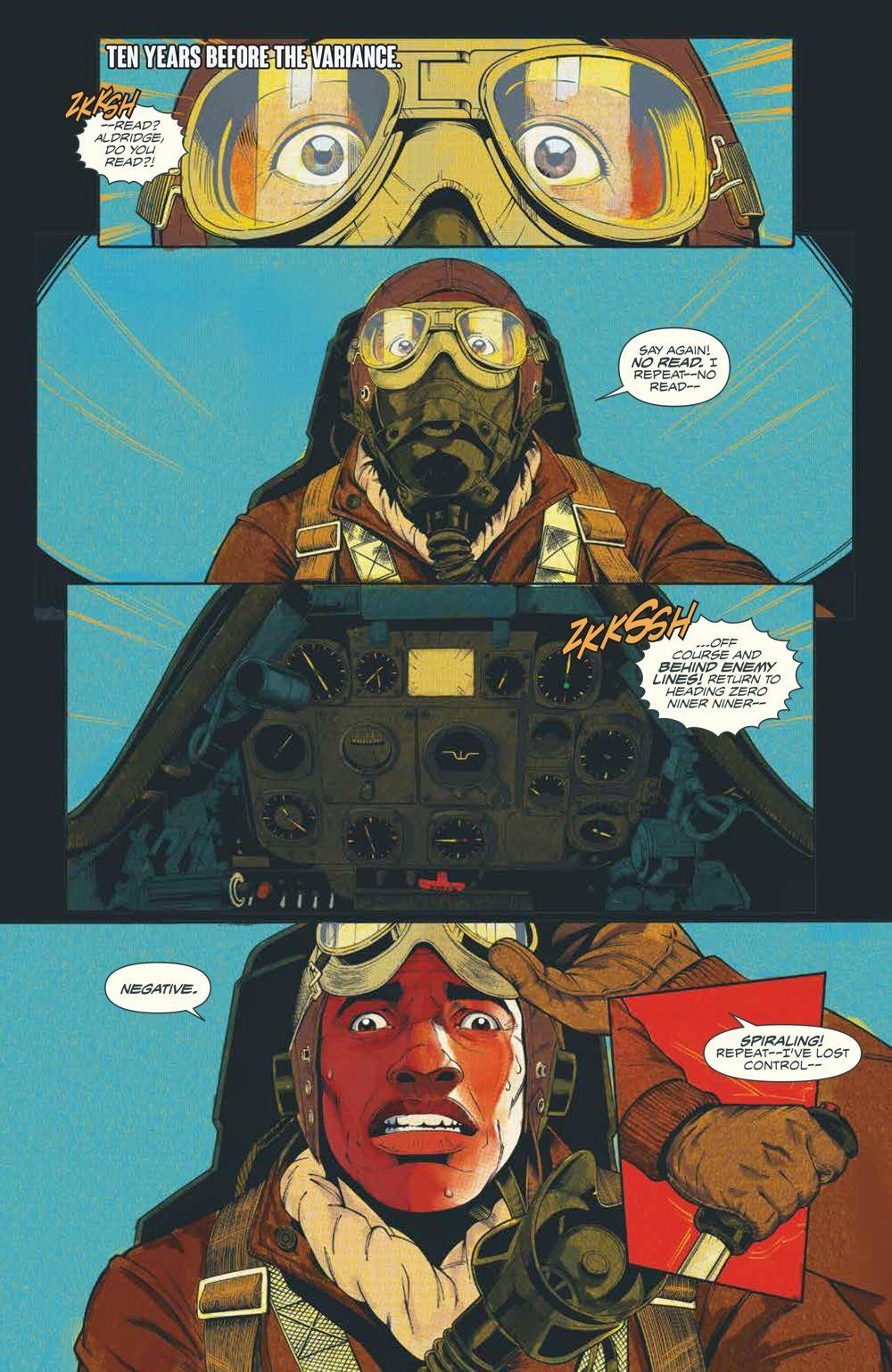 DarkBlood_001_PRESS_6 ComicList Previews: DARK BLOOD #1 (OF 6)