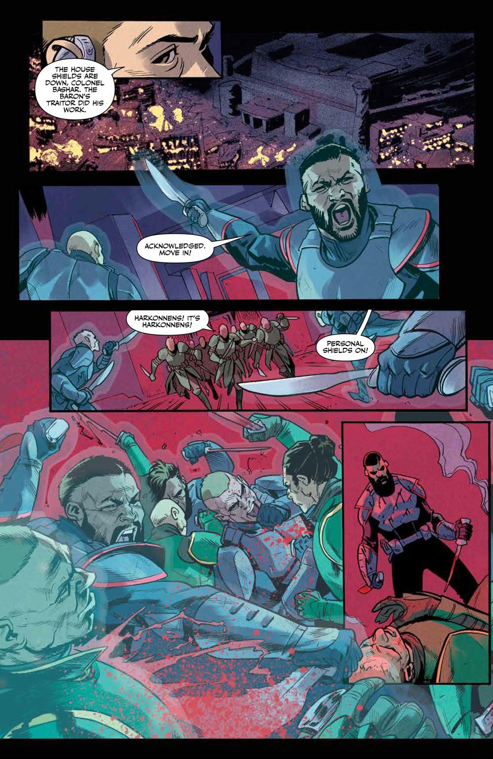 Dune_BloodSardaukar_001_PRESS_8 ComicList Previews: DUNE BLOOD OF THE SARDAUKAR #1