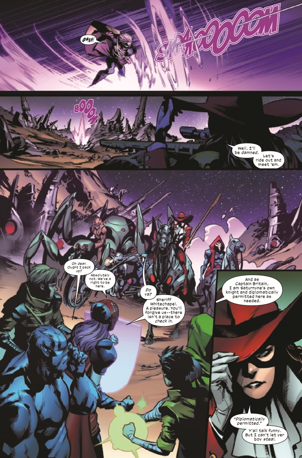 EXCAL2019022_Preview-4 ComicList Previews: EXCALIBUR #22