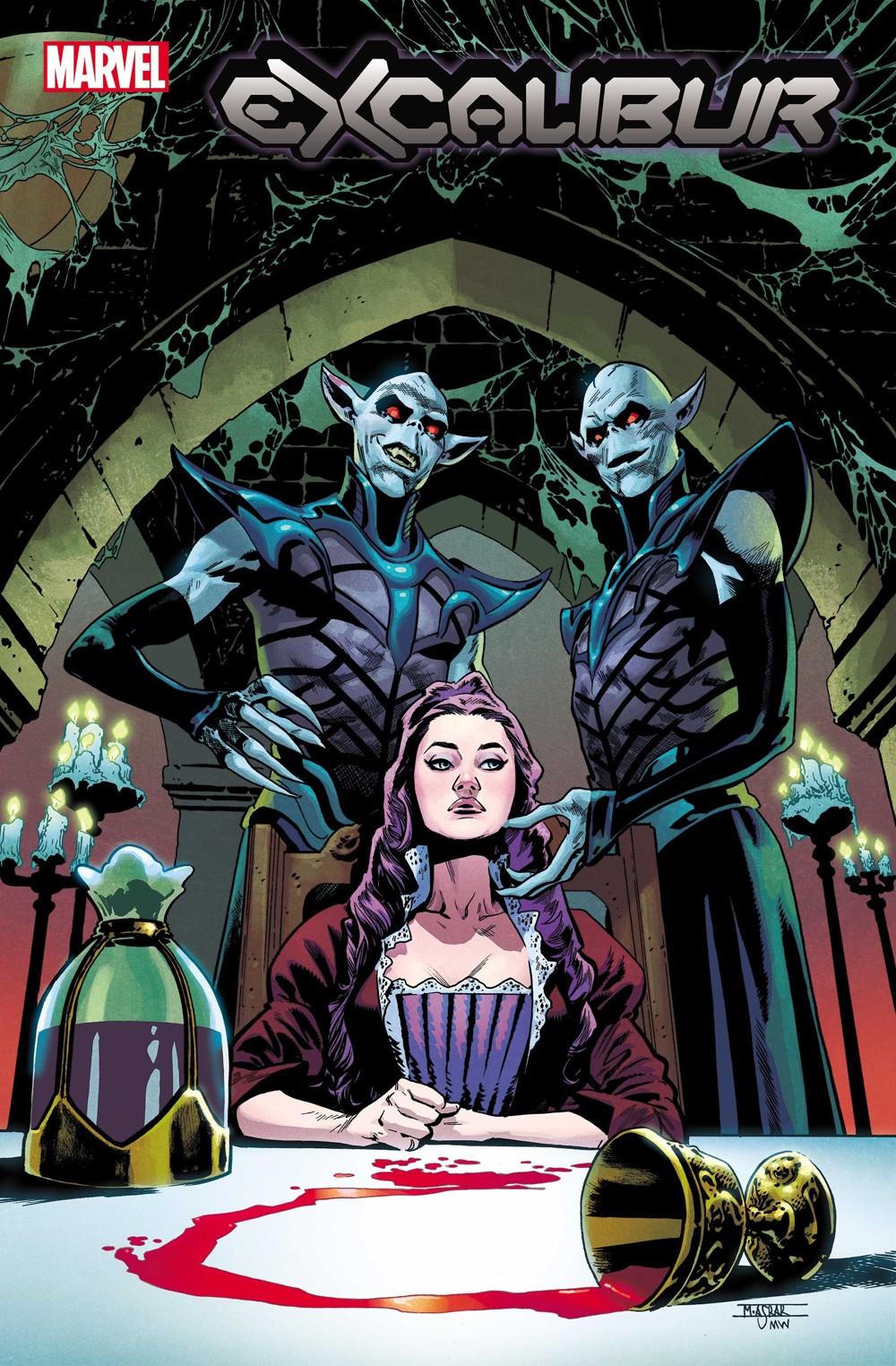 EXCAL2019024_cov Marvel Comics October 2021 Solicitations