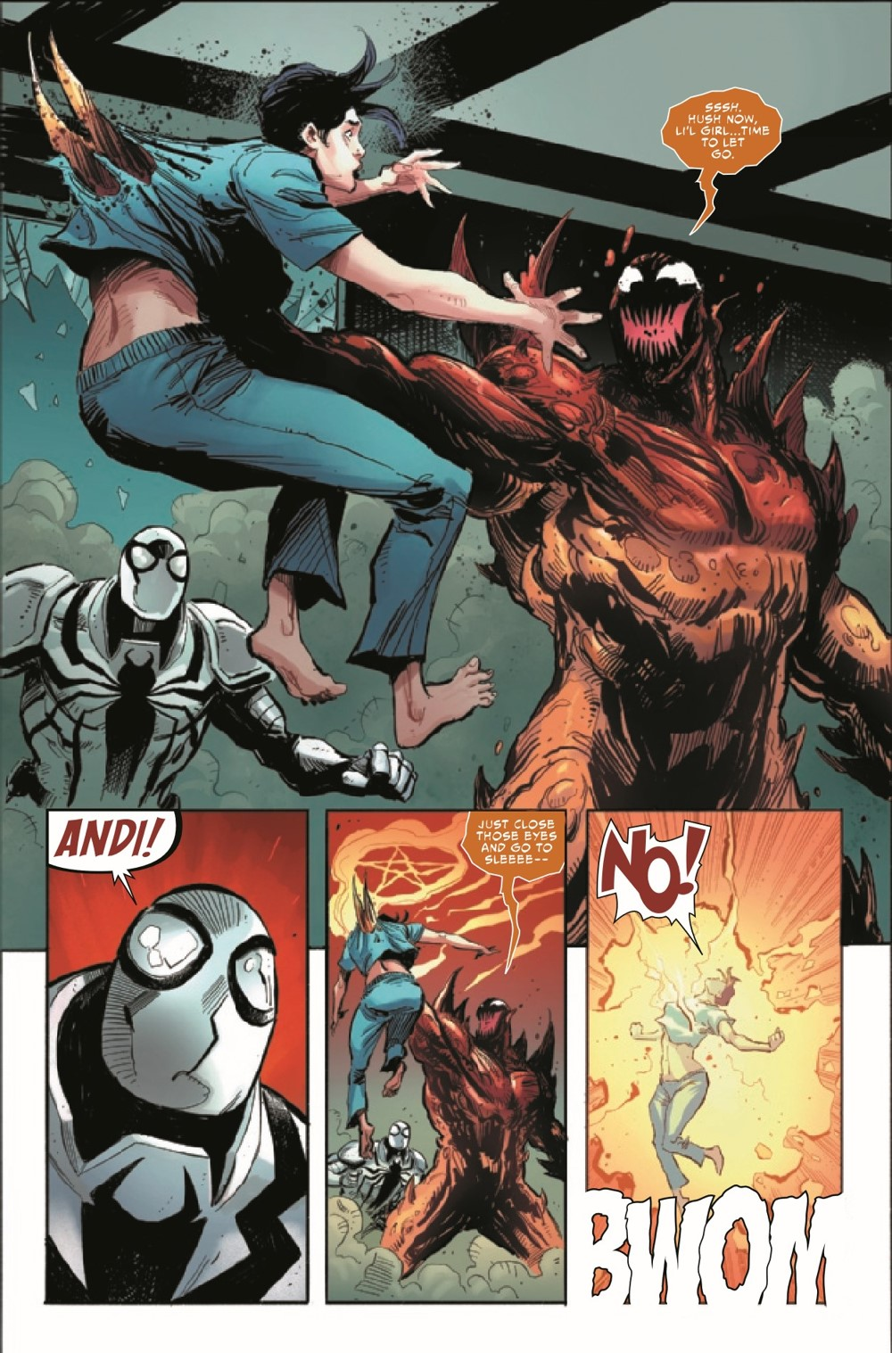 EXTCARNLA2021001_Preview-3 ComicList Previews: EXTREME CARNAGE LASHER #1