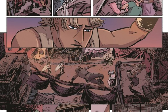 EmberAshes_SparkForgeOGN_017_PREVIEW Second AN EMBER IN THE ASHES graphic novel arrives in 2022