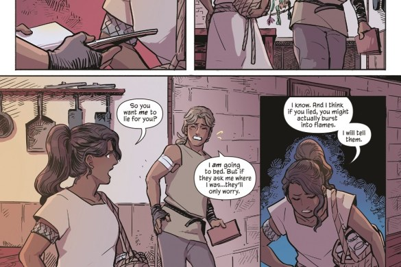 EmberAshes_SparkForgeOGN_020_PREVIEW Second AN EMBER IN THE ASHES graphic novel arrives in 2022
