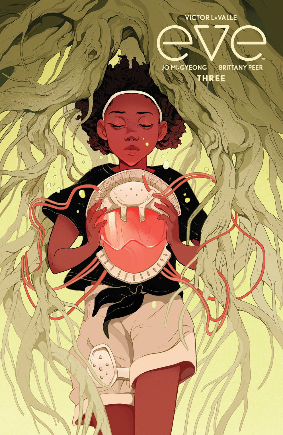 Eve_003_Cover_B_Variant ComicList Previews: EVE #3 (OF 5)