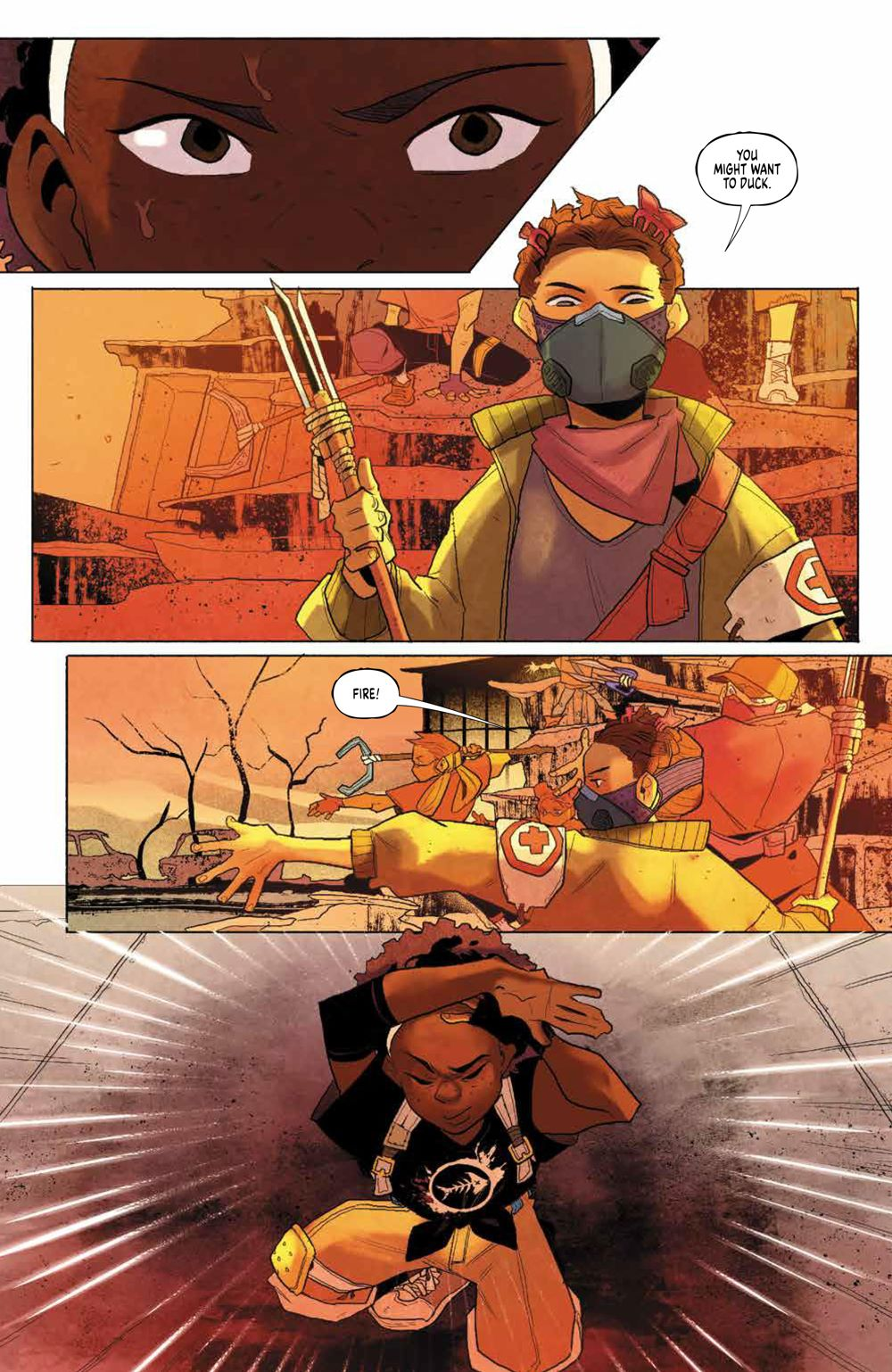 Eve_003_PRESS_3 ComicList Previews: EVE #3 (OF 5)