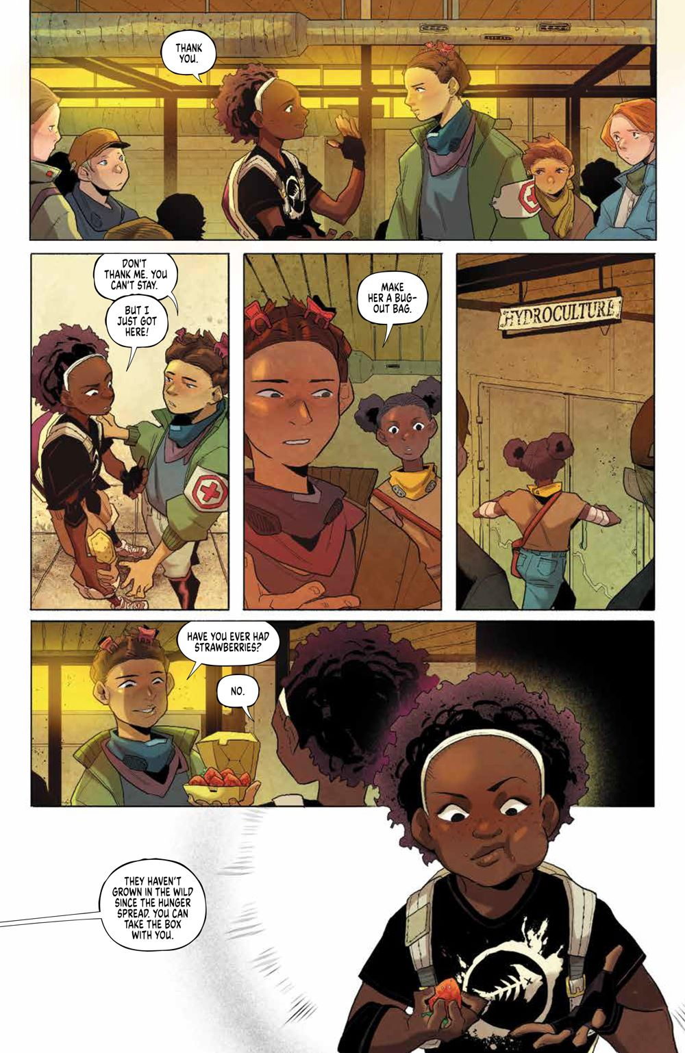 Eve_003_PRESS_5 ComicList Previews: EVE #3 (OF 5)