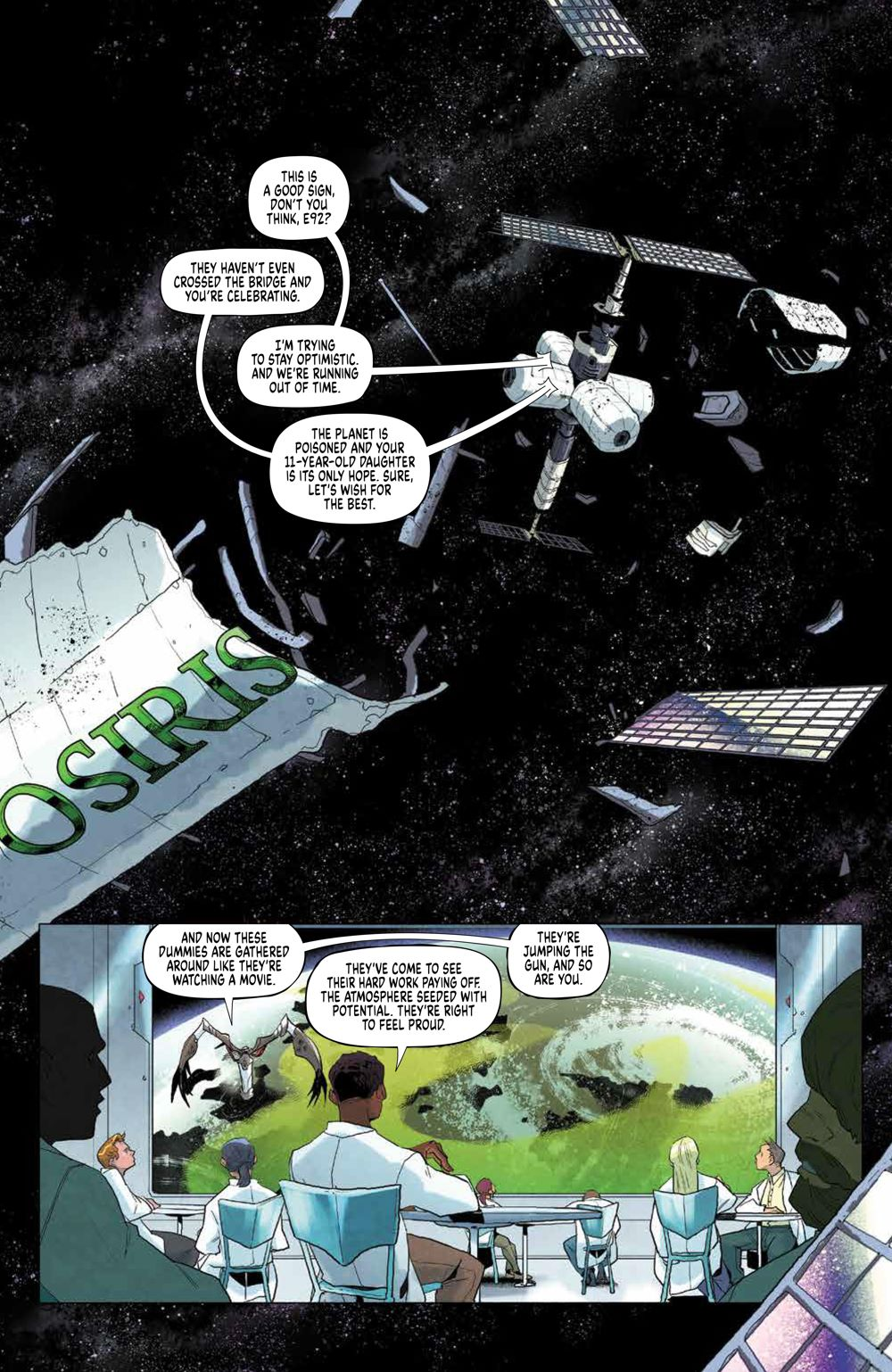 Eve_003_PRESS_8 ComicList Previews: EVE #3 (OF 5)