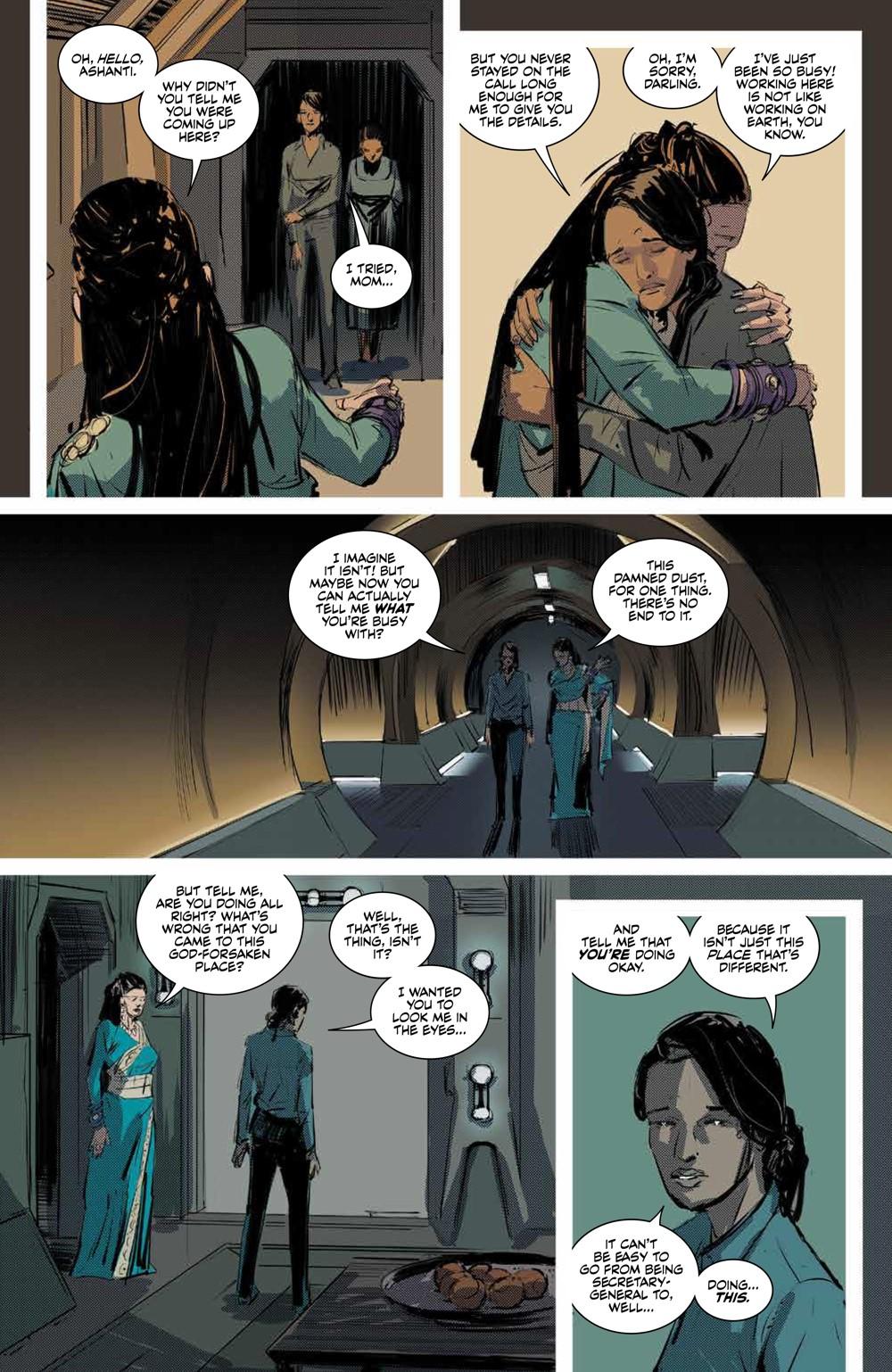 Expanse_SC_PRESS_14 ComicList Previews: THE EXPANSE TP