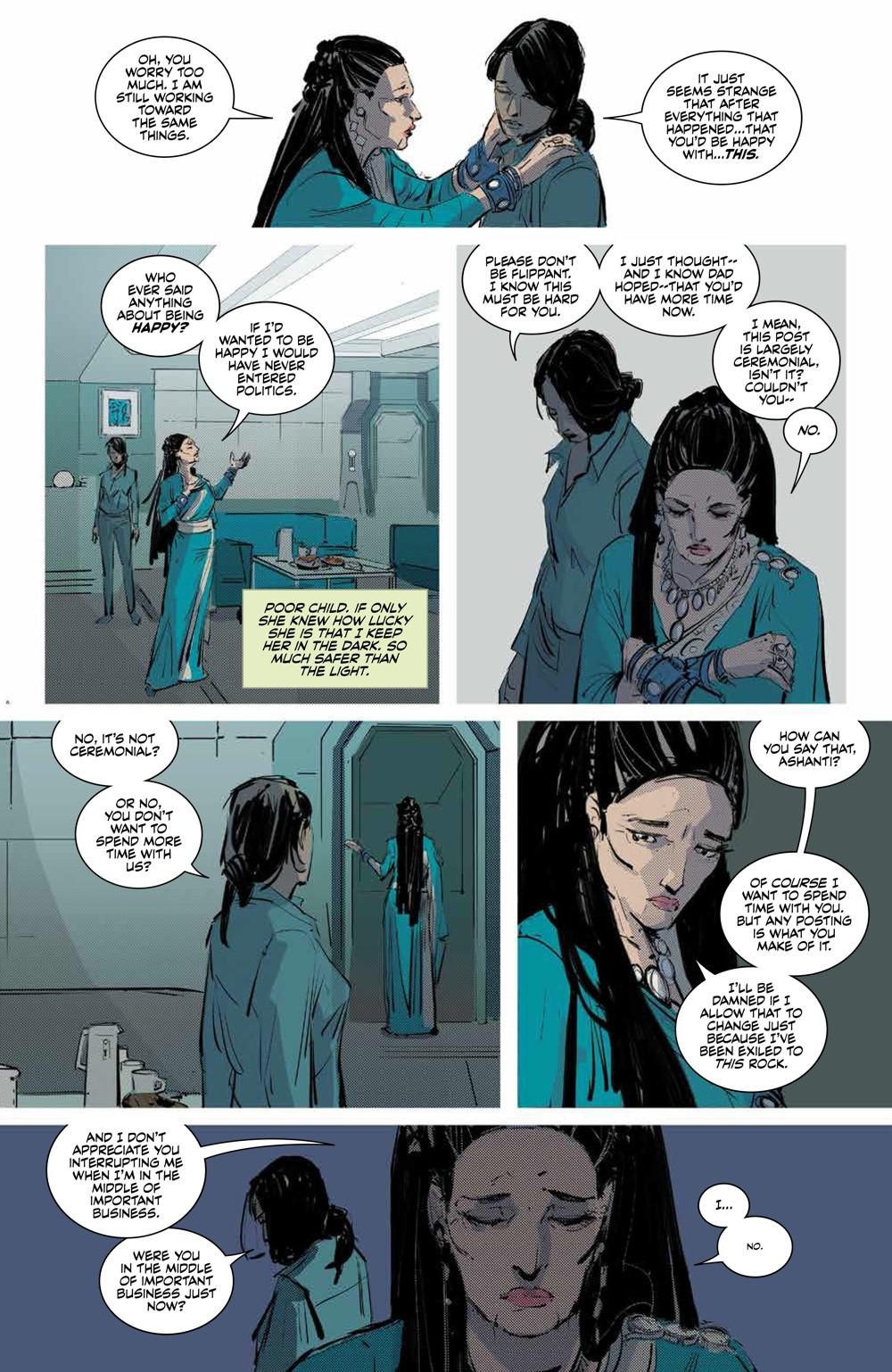 Expanse_SC_PRESS_15 ComicList Previews: THE EXPANSE TP