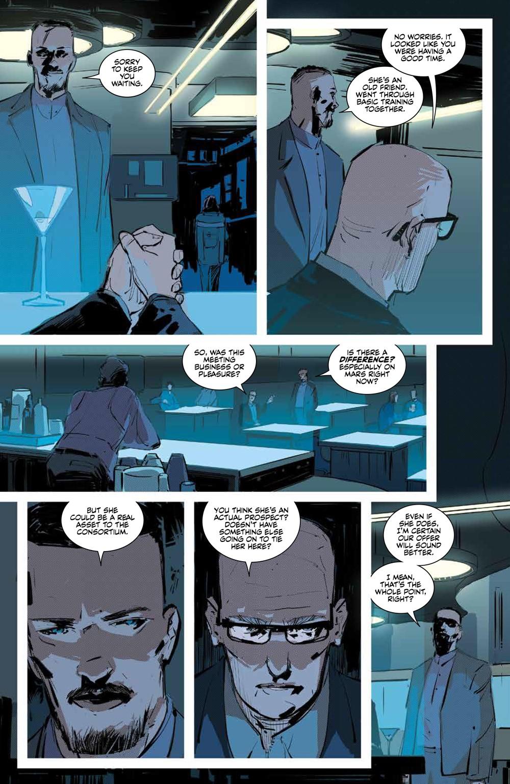 Expanse_SC_PRESS_18 ComicList Previews: THE EXPANSE TP