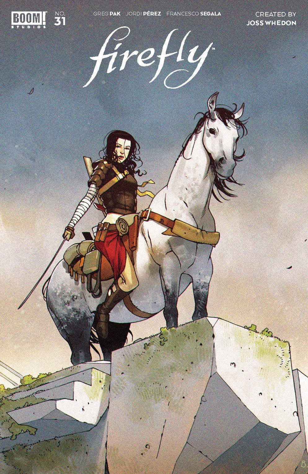 Firefly_031_Cover_A_Main ComicList Previews: FIREFLY #31