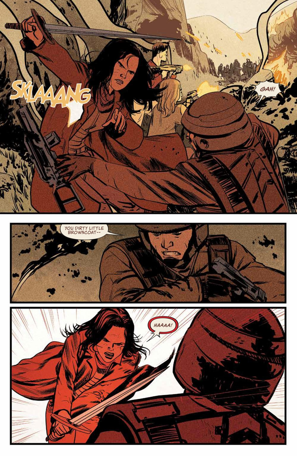 Firefly_031_PRESS_5 ComicList Previews: FIREFLY #31