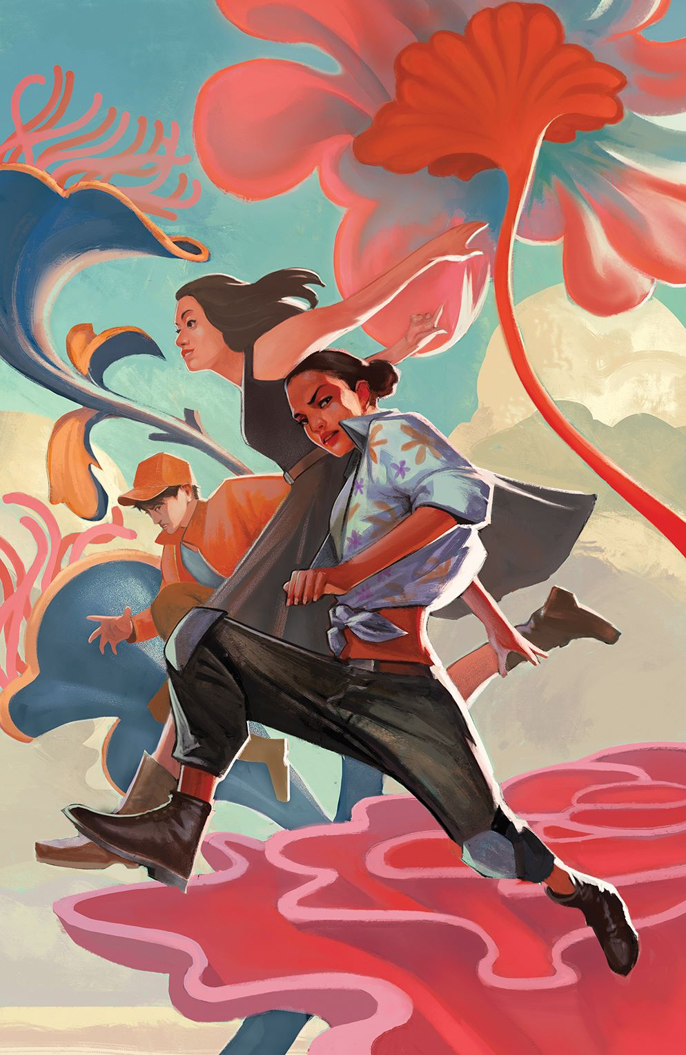 Firefly_BrandNewVerse_005_Cover_E_Unlockable ComicList: BOOM! Studios New Releases for 07/21/2021
