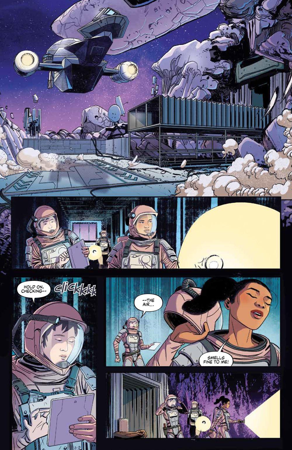 Firefly_BrandNewVerse_005_PRESS_3 ComicList Previews: FIREFLY BRAND NEW 'VERSE #5 (OF 6)