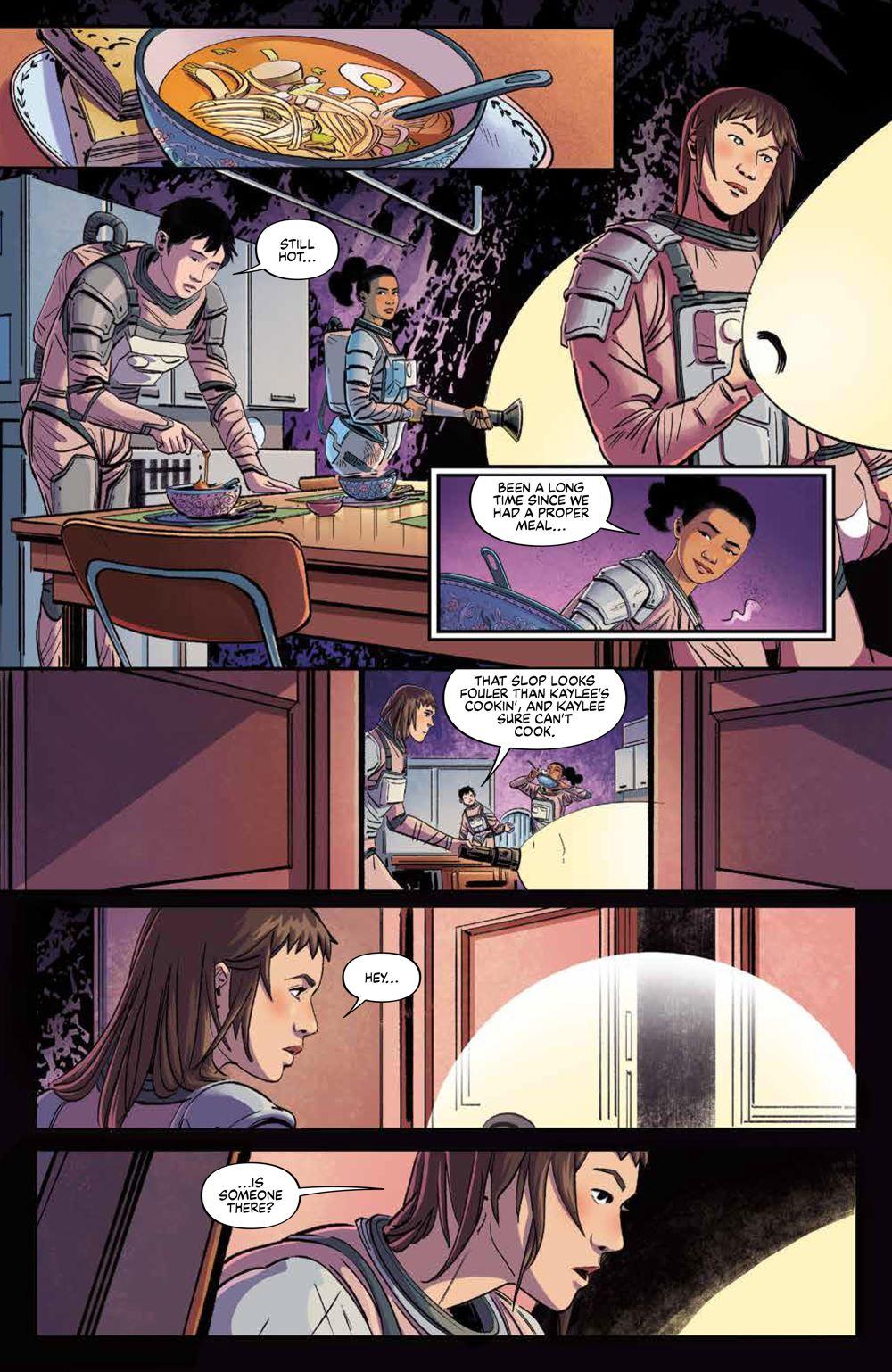Firefly_BrandNewVerse_005_PRESS_4 ComicList Previews: FIREFLY BRAND NEW 'VERSE #5 (OF 6)