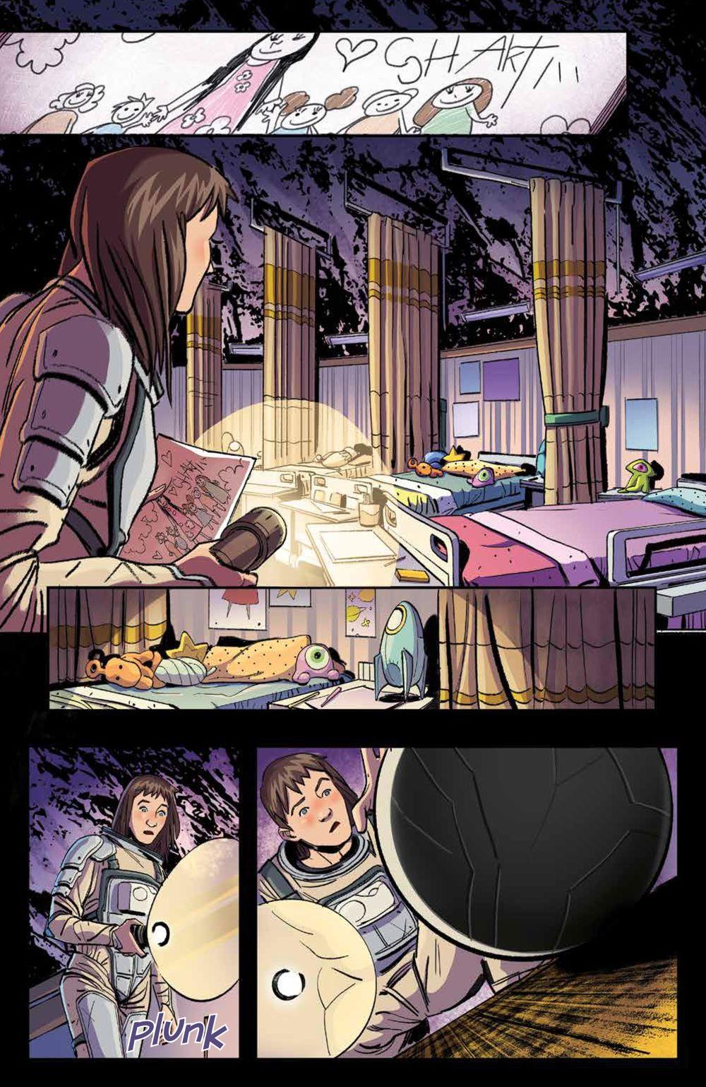 Firefly_BrandNewVerse_005_PRESS_5 ComicList Previews: FIREFLY BRAND NEW 'VERSE #5 (OF 6)