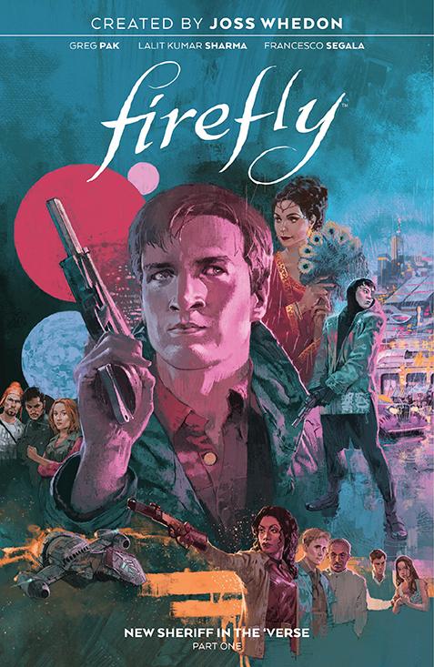 Firefly_NewSheriffVerse_v1_SC_Cover_SIMON BOOM! Studios October 2021 Solicitations