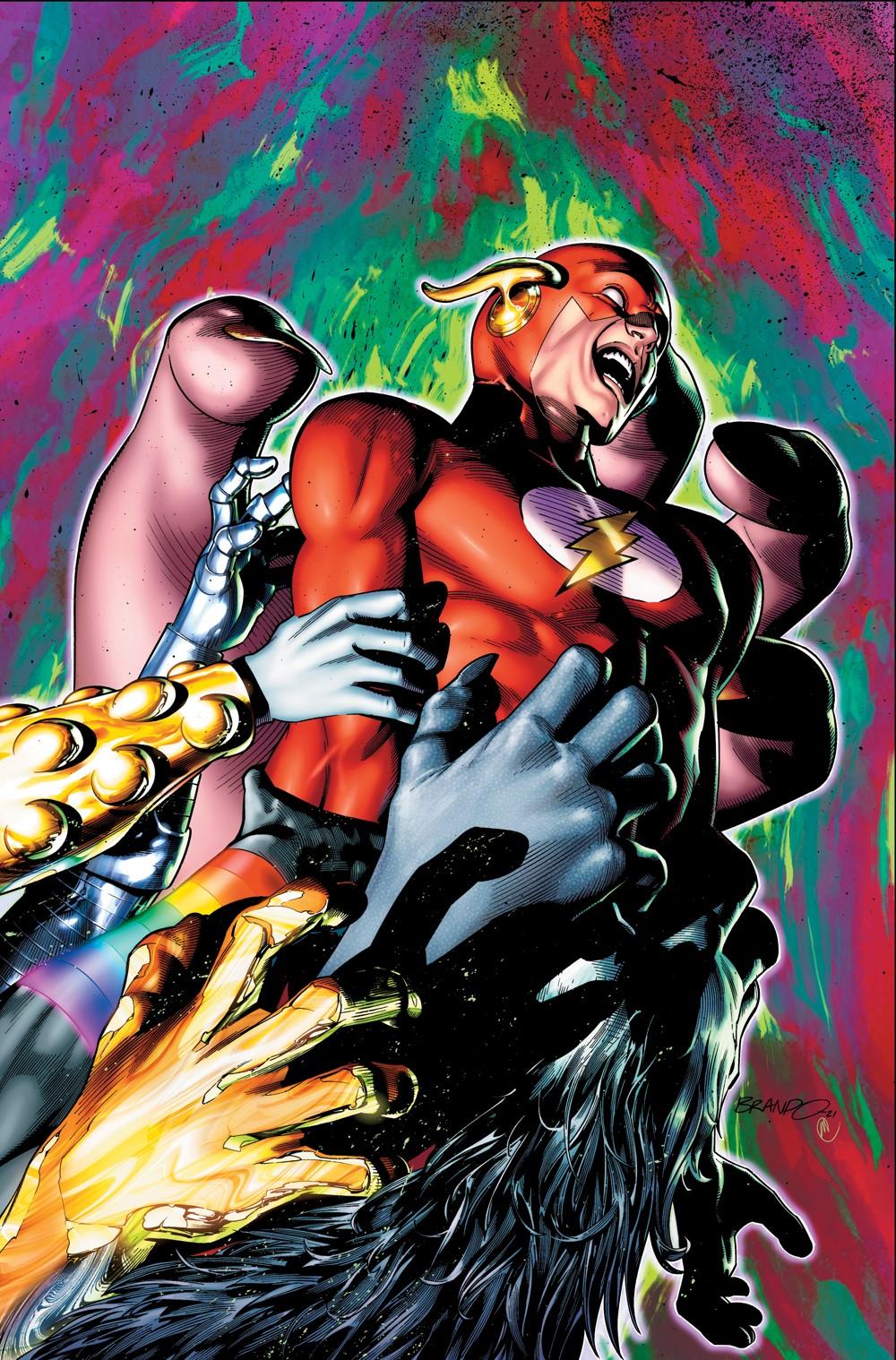Flash-775-Cover-Inks-600-DPI-WFN DC Comics October 2021 Solicitations