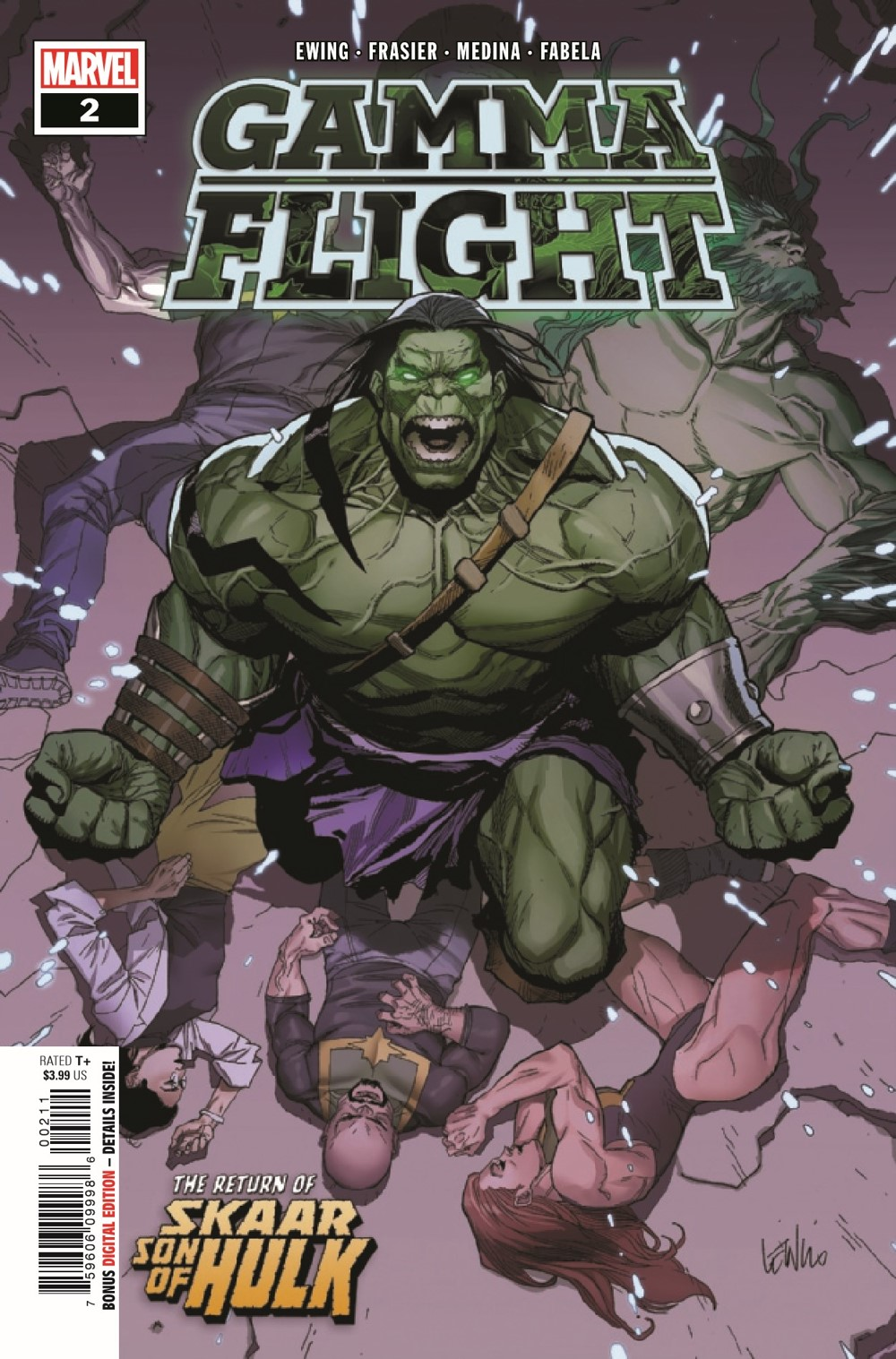 GAMMAF2021002_Preview-1 ComicList: Marvel Comics New Releases for 07/21/2021